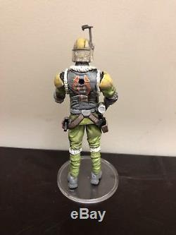 Rako Hardeen Custom Star Wars Action figure 1/18 Scale
