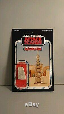 Rare Star Wars Screen Used Prop Moisture Vaporator Mint Moc Vintage Style Custom