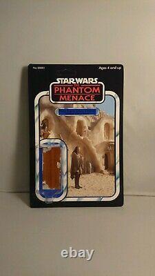 Rare Star Wars Screen Used Prop Mos Espa Door Frame Moc Vintage Style Custom