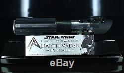 Rogue One Darth Vader custom lightsabser ROLIGHTSABER Star Wars Jedi