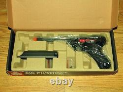 Rogue One Star Wars Jyn Erso A180 Blaster AW Custom Luger P08 Airsoft Pistol