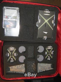 STAR WARS ARMADA FLEET inc customised bags