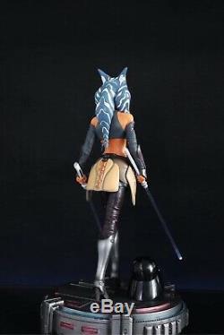 STAR WARS Ahsoka Jedi 1/4 custom Statue no sideshow