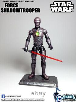STAR WARS Choose your Custom on Order 3.75 inch Action Figure Commission Hasbro