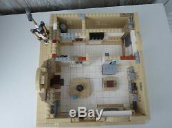 STAR WARS LEGO Tatooine Custom MOC Mos Eisley CANTINA, HOMESTEAD, DOCKING BAY 94