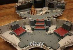 STAR WARS Millennium Millenium Falcon for 3.75 figures CUSTOM WEATHERED 22