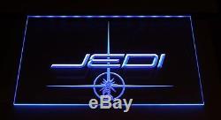 STAR WARS Prop Screen-Used SARLACC, custom Lighted CASE, COA, Blu Ray DVD, UACC