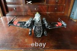STAR WARS X-Wing Tandem unproduced Toy Prototype Custom for the SW Galaxy Collec