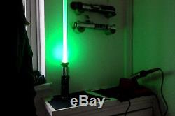 Star Wars Yoda Force Fx Removeable Blade Custom Lightsaber With Blade