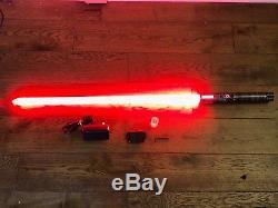 Saberforge Champion Tier Bastion Custom Lightsaber (Star Wars)