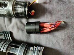 Saberforge Custom Asp Lightsabers
