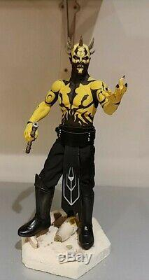 Savage Opress Custom 1/6 Scale Figure Star Wars Clone Wars