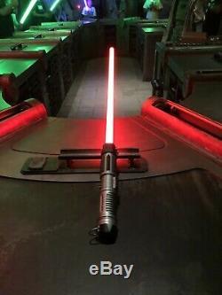 Savi's Workshop Custom Star Wars Disney Galaxy's Edge Lightsaber YOU CHOOSE