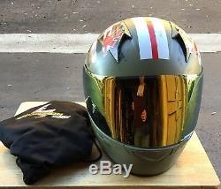 Scorpion Exo Star Wars Custom painted motorcycle Helmet