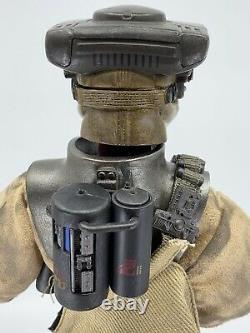 Sideshow 1/6 Leia Boushh Star Wars EXCLUSIVE + custom armour ROTJ