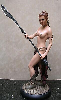 Sideshow Slave Leia Premium Format Custom Statue 1/4 Scale