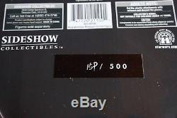 Sideshow Star Wars Asajj Ventress exclusive 1/4 premium custom OOAK #159/500