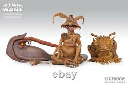 Sideshow Star Wars Scum & Villiany Salacious Crumb Creature Pack 16 Figure