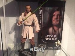 Sideshow collectibles 1/6 scale Star Wars Qui-gon jinn Custom
