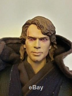 Sideshow star wars 1 / 6 Custom Anakin with Rocco Headsculpt