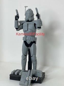 Star Wars 1/6 Custom ARC Clone Trooper Figure Kit