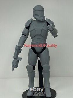 Star Wars 1/6 Custom Clone Commando Trooper Figure Kit (Standard Class)