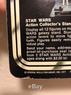 Star Wars 12 Back Storm Trooper Kenner Moc Rare Custom Case Afa It