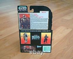 Star Wars 3.75 POTF2 Book of Boba Fett BOBA FETT Repaint Armor Custom Carded