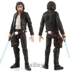 Star Wars 6in Black Series CUSTOM Ben Solo what If Light Side Jedi Figure