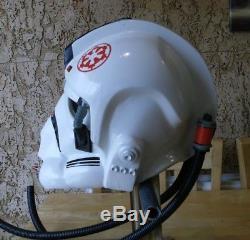 Star Wars AT-AT Driver Helmet Custom Made