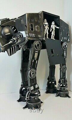 Star Wars AT-AT Walker Original 1981 Kenner Vintage Black Series Empire Custom