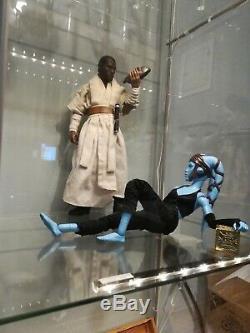 Star Wars Aalyaa Secura Custom (Figure) Side Show
