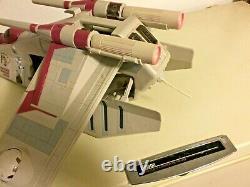 Star Wars Attack of the Clones Republic Gunship Crumb Bomber CUSTOM PLEASE READ