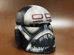 Star Wars Bad Batch Wrecker helmet Custom Cosplay Airsoft Handmade Gift