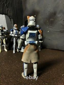 Star Wars Black Series 332nd Clone Trooper Legion Commander 501st Custom Figure