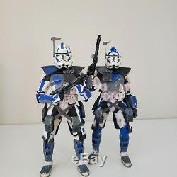 Star Wars Black Series 6 inch Custom Arc Trooper (Clone Wars)