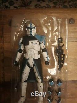 Star Wars Black Series Arc TrooperBattle Pack Figuarts Custom Clone Troopers
