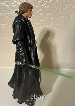 Star Wars Black Series CUSTOM 6 inch Dark Empire Luke Skywalker Action Figure