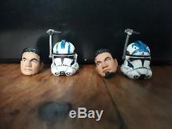 Star Wars Black Series Clone Arc Trooper Bandai Figuarts Custom Echo & Fives