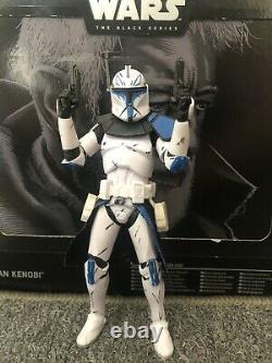 Star Wars Black Series Custom Clone Captain Rex