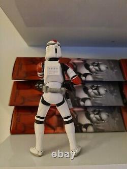 Star Wars Black Series Custom Clone Phase 2 Fordo with Minigun