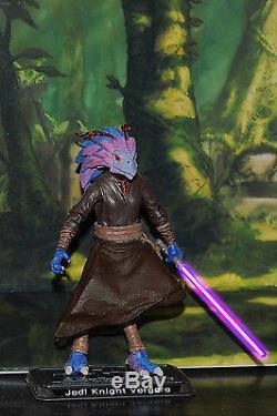 Star Wars CUSTOM Jedi Knight Vergere 3.75 fig. (PRE-Order) 2 week Lead-Time