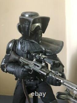 Star Wars CUSTOM Sideshow Hot Toys 1/6 Storm Commando/ Shadow Scout