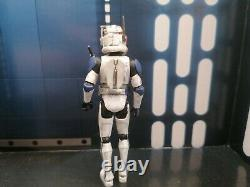 Star Wars Clone Trooper 332nd Company Squad Custom 3.75 Inch Action Figures