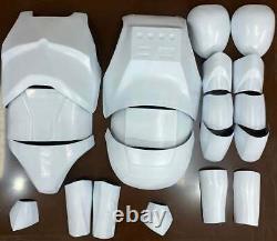 Star Wars Clone Trooper Armor Phase 1 / 2 Kit Custom Cosplay Airsoft Handmade