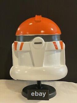 Star Wars Clone Trooper Helmet Clone Wars Ahsoka 332nd Custom Helmet