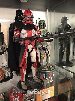 Star Wars Clone Trooper Sideshow Collectibles 1/6 Custom