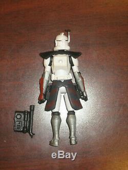Star Wars Clone Wars Custom Arc Trooper Commander Colt 3.75 inch