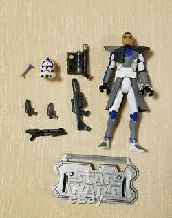 Star Wars Clone Wars Custom Arc Trooper Fives 3.75 inch