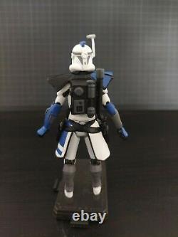 Star Wars Clone Wars custom 3.75 Echo ARC 501st clone trooper